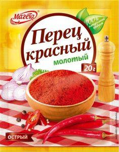 МАГЕТА Перец-красный-молотый