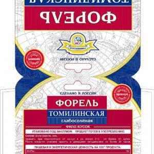 ТОМИЛИНСКАЯ Картонная упаковка на Форель2-600×1030