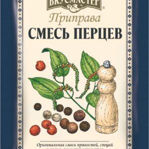 Kolvy_Приправа Вкусмастер Смесь перцев 15г